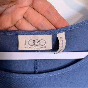 LOGO by Lori Goldstein Tops - LOGO Lori Goldstein Long Sleeve Tunic Top Size M